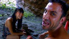 Elle nique un clodo dans sa grotte pour une baise torride