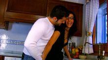 Un porno dans la cuisine avec Lou Charmelle