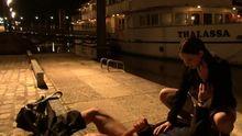 La meilleure video porno amateur: baisée sur les quais à Paris!
