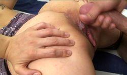 La purée sur les fesses pour son anniversaire